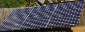solar panels ground mounted 300x113 - Gallery