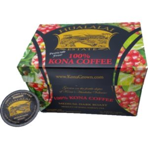 100% Kona Coffee K-Cups