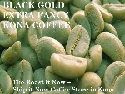 100% best Kona Coffee beans