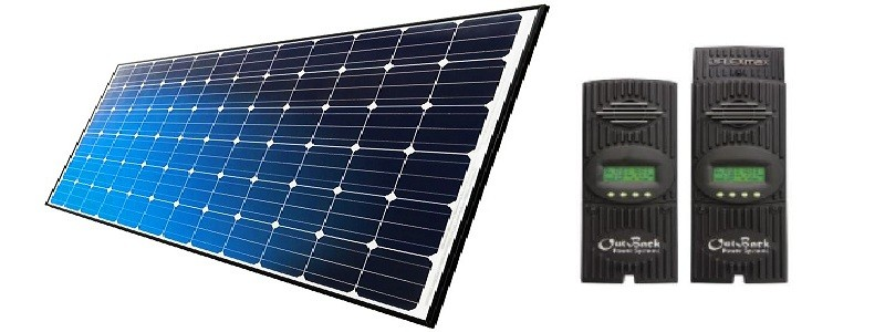 Outback Solar Charge Controllers