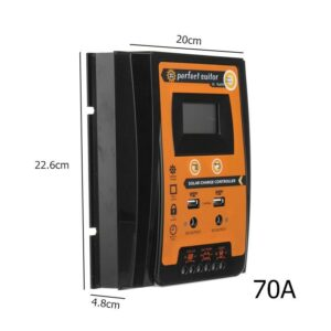 Solar Charge Controller - 70 amp